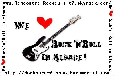 Rencontres rockeurs