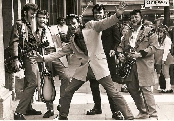 Story About Teddy Boys Movement